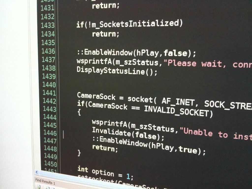 random computer code